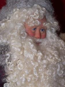 Cotswold Santa Beard by Debbie Trantham